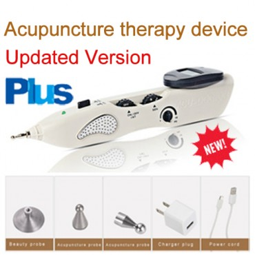 Acupuncture Pen - Chinese Automatic search and cure acupuncture point detector
