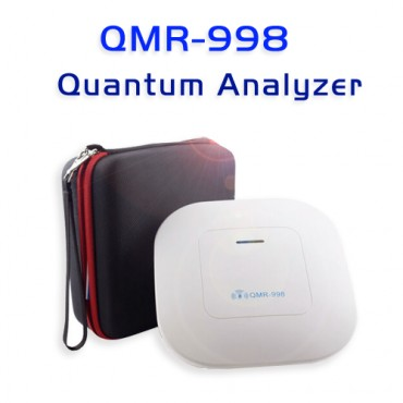 QRMR-998 White Mini Touch Quantum analyzer