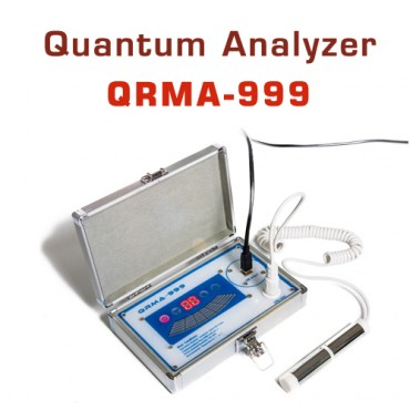 QRMA-999 Classic Blue Mini  Quantum Analyzer