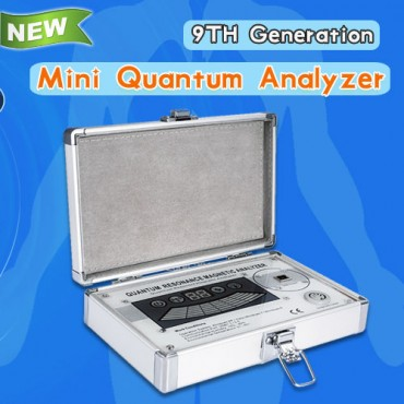 QRMA-996 Classic Gray Mini Quantum Analyzer