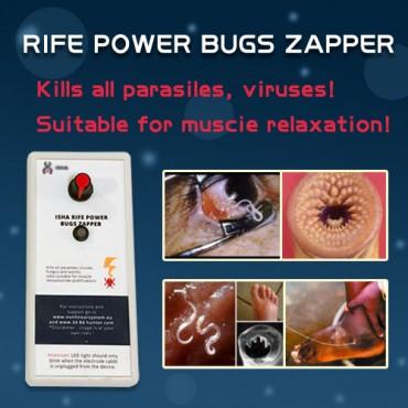 ISHA Rife power bugs zapper for Kill Virus
