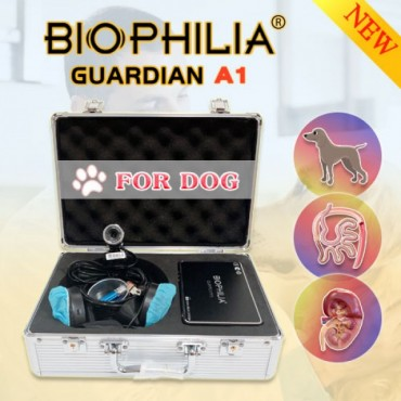 Biophilia Guardian  A1 NLS Bioresonance Machine For Dogs