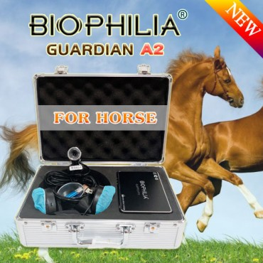 Biophilia Guardian A2 NLS Bioresonance Machine For Horses