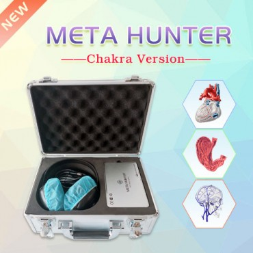 Meta Hunter Bioresonance Machine with Chakra Healing