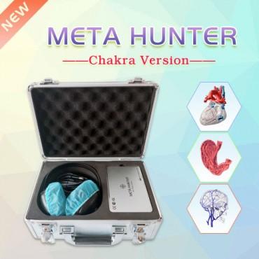 Meta Hunter Bioresonance Machine with Chakra Healing