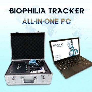 Biophilia Tracker X3  4D NLS Scanner All-in-one PC